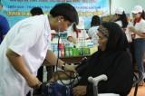 Chuyến xe nhân ái - Hành trình vì sức khỏe cộng đồng