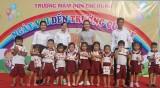 Trường mầm non Chí Hùng: Khai giảng năm học mới
