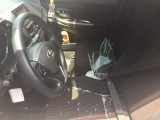 Lại xảy ra việc đập kính ô tô trộm tài sản