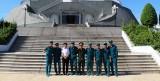 Chi đoàn Quân sự huyện Bàu Bàng: Tổ chức hành quân về nguồn