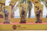 Kết quả chặng 7, giải xe đạp quốc tế VTV – Tôn Hoa Sen lần 3 năm 2018: Sarda Perez Javier thắng đèo Hải Vân, dẫn đầu giải Áo chấm đỏ