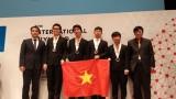 越南四名学生在第30届国际信息学奥赛中均获奖