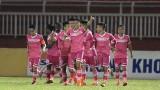 Sài Gòn FC có trận thắng quý như vàng trước B.Bình Dương