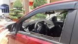 Tái diễn tình trạng đập kính ô tô trộm tài sản