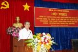 Tỉnh ủy Bình Dương: Tổng kết 10 năm thực hiện Nghị quyết số 28-NQ/TW của Bộ Chính trị khóa X