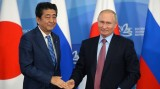 Nga và Nhật Bản quyết tâm thúc đẩy ký kết hiệp ước hòa bình