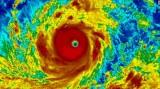 Siêu bão mạnh cấp 17 trên Thái Bình Dương hướng về Bắc Biển Đông