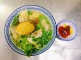 Fragrant broth, tasty dumplings keeps Saigon stall in business