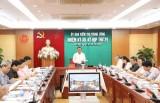 Xem xét kỷ luật nguyên Phó Trưởng Ban Tổ chức TW Trần Văn Minh