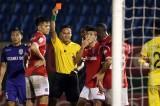 VFF chốt án phạt với trọng tài bẻ còi trận B.BD 1-1 Quảng Ninh
