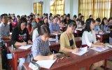 Nâng cao chất lượng giảng dạy cho giáo viên lớp 12