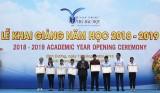 Trường Đại học Thủ Dầu Một khai giảng năm học 2018-2019