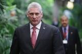 Chủ tịch Cuba Miguel Diaz-Canel khẳng định quan hệ với Mỹ xấu đi