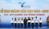 Thu Dau Mot University opens 2018-2019 new academic year