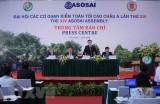 Họp báo về nội dung của ASOSAI 14 và ra mắt trung tâm báo chí