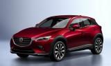 Mazda CX-3 tăng kích thước, đối đầu Honda HR-V