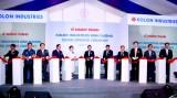 Inauguration factory of Konlon Industries Binh Duong