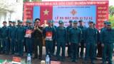 Bàu Bàng: Thành lập 2 đơn vị tự vệ trong doanh nghiệp có yếu tố nước ngoài