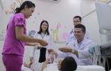 Khai trương phòng khám chuyên khoa Nhi Đồng tại TX. Thuận An