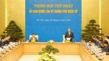 阮春福总理主持召开国家电子政务委员会第一次会议
