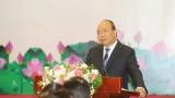 阮春福总理:经济与文化需全面协调发展