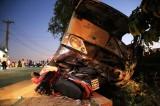 Liên quan vụ xe khách làm 4 người thương vong ở Phường Tân Bình, Tx.Dĩ An: Đề nghị truy tố tài xế 2 tội danh