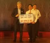 """Công ty URC Việt Nam: Tài trợ chương trình """"Ngày hội trung thu và trao học bổng học sinh nghèo vượt khó..."""""""