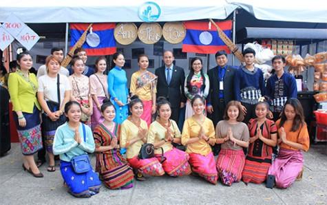 Sinh viên Bình Dương: Mở rộng giao lưu, quan hệ quốc tế