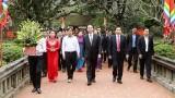 宁平省人民永远为优秀儿子——国家主席陈大光感到骄傲