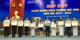Tuyên dương, khen thưởng trên 330 học sinh giỏi, giáo viên bồi dưỡng học sinh giỏi