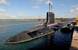 Hải quân Mỹ hạ thủy tàu ngầm tấn công mới nhất USS Indiana