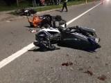 Tai nạn liên hoàn giữa 3 xe máy, 4 người bị thương