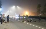 Truy tìm xe tải liên quan đến vụ tai nạn khiến nam thanh niên đi xe máy chết tại chỗ