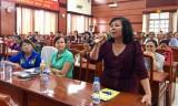 """TX. Thuận An: Tổ chức diễn đàn """"Ngành y tế lắng nghe ý kiến nhân dân"""""""