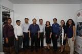 Hiệp hội Chế biến gỗ Bình Dương tiếp đoàn công tác của Bộ Công thương Lào