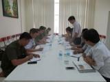 Công An Tx.Dĩ An và Đại học Quốc gia Tp.Hồ Chí Minh: Bàn giải pháp bảo vệ an ninh trật tự