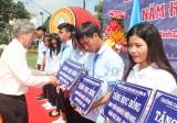 Trường Cao đẳng Công nghệ cao Đồng An: Tặng học bổng cho 56 sinh viên nghèo hiếu học