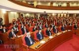 Thông báo Hội nghị lần thứ 8 Ban Chấp hành Trung ương Đảng khóa XII