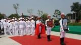 Trực tiếp lễ an táng cố Tổng bí thư Đỗ Mười
