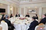 'Nhà lãnh đạo Triều Tiên dành hơn 5 tiếng tiếp Ngoại trưởng Mỹ'