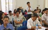 Ngành Giáo dục – Đào tạo: Lắng nghe ý kiến nhân dân để hoàn thành tốt sứ mệnh trồng người