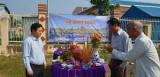 Khởi công xây dựng Tượng đài chiến thắng Bông Trang - Nhà Đỏ