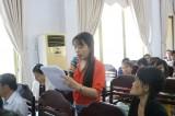 Phú Giáo: Lãnh đạo huyện gặp gỡ, đối thoại với người lao động và cán bộ công đoàn cơ sở