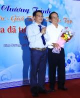 """Nhà giáo, Nhà thơ Lê Minh Vũ: """"Khi gục ngã, tôi níu câu thơ mà... đứng lên!"""""""