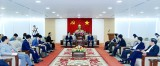 Thị trưởng TP.Daejeon: Cơ sở hạ tầng của thành phố mới Bình Dương đạt tiêu chuẩn quốc tế
