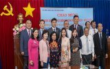 Lãnh đạo HĐND tỉnh tiếp và làm việc với Đoàn đại biểu Hội đồng thành phố Daejeon (Hàn Quốc)