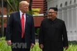 Nhật Bản đề xuất đăng cai cuộc gặp thượng đỉnh Mỹ-Triều lần hai