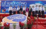 Khởi công xây dựng Bệnh viện Đa khoa Xuyên Á-Tây Ninh có vốn đầu tư hơn 1.200 tỷ đồng