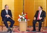 Thủ tướng Nguyễn Xuân Phúc tiếp một số doanh nghiệp lớn của Nhật Bản