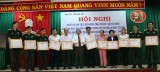 """TX.Thuận An: Sơ kết 3 năm thực hiện phong trào thi đua """"Dân vận khéo"""""""